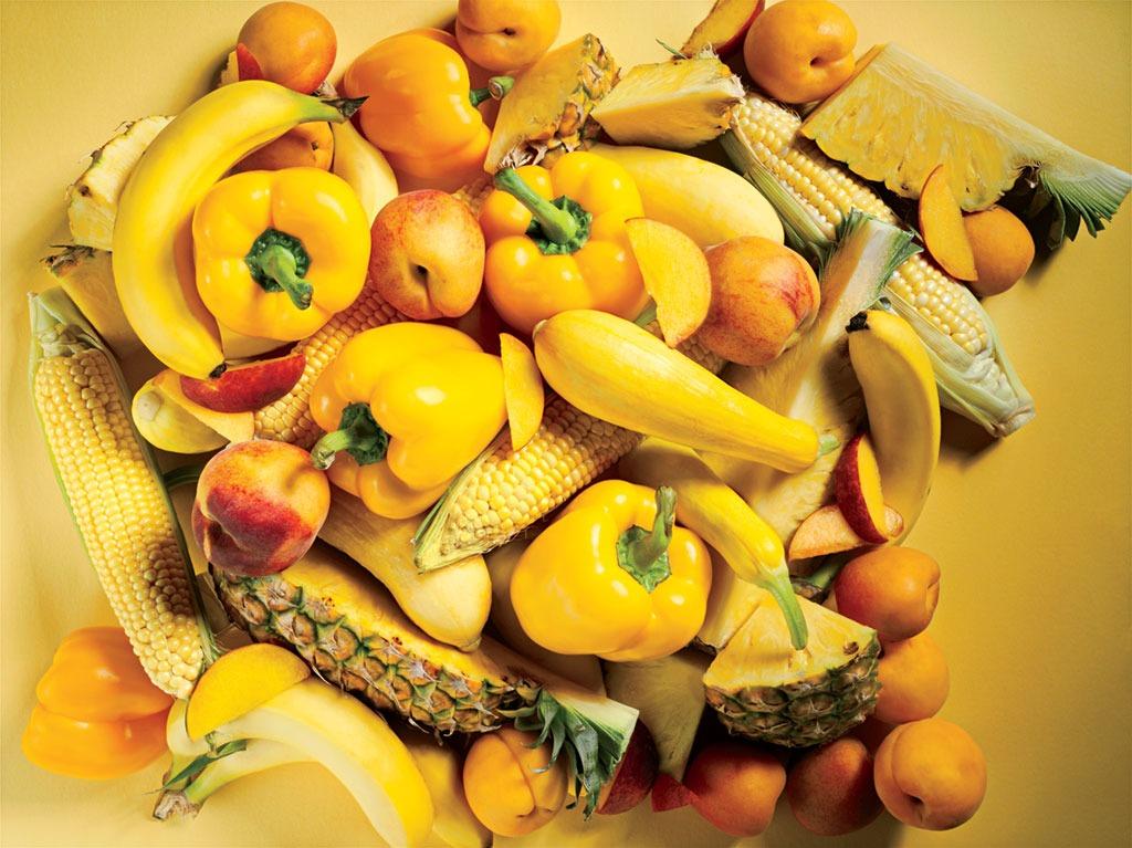 الأكلات الصفراء.. فوائد صحية للكبار والصغار