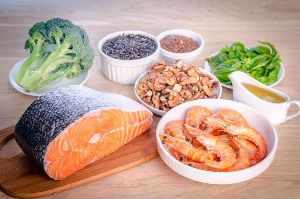 أهم الأطعمة الغنية بأحماض أوميغا 3
