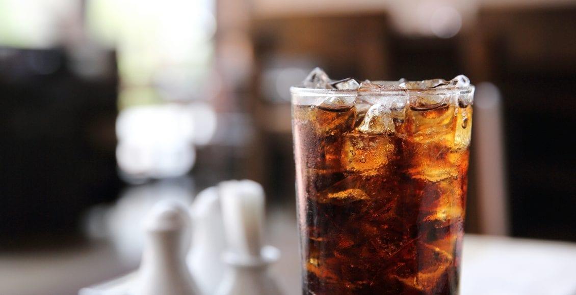 هشاشة العظام المشروبات الغازية