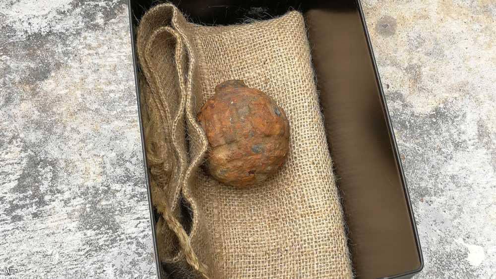 قصة قنبلة الحرب العالمية التي عُثر عليها في شحنة بطاطا!