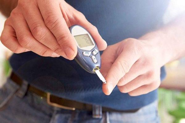 مستوى السكر في الدم