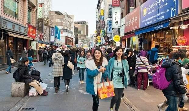 حقائق عجيبة عن سكان كوريا الجنوبية