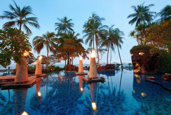 جزر جيلي في لومبوك
