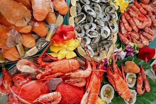 فوائد جنونية للجسم عند تناول الأسماك والمأكولات البحرية!