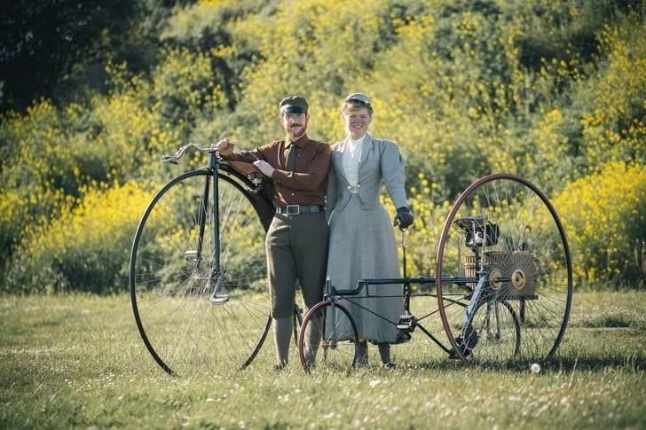 كيف عاد زوجين للقرن التاسع عشر دون وجود آلة الزمن؟