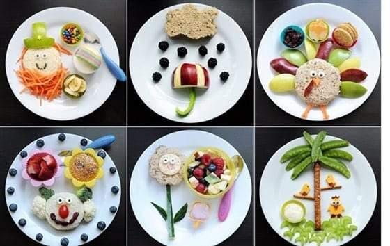 وجبات خفيفة وصحية للأطفال