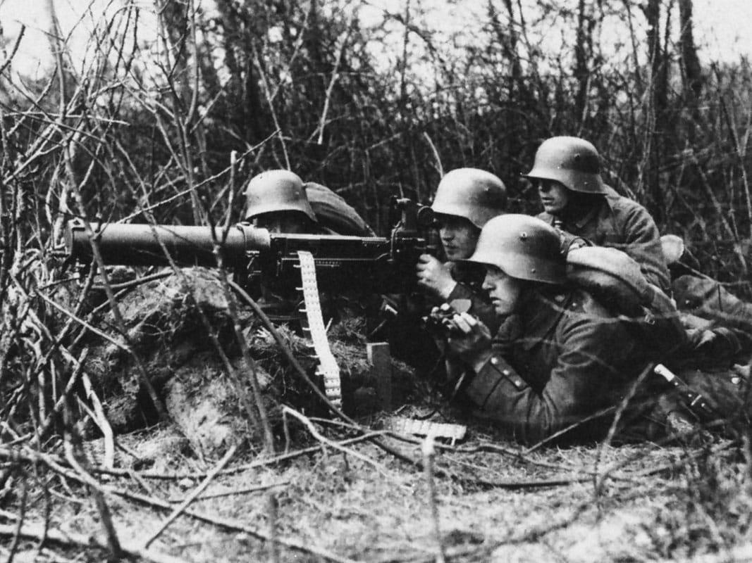 أكثر 5 أسلحة فتكا في التاريخ