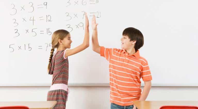 أسهل طريقة لحفظ جدول الضرب للكبار والصغار