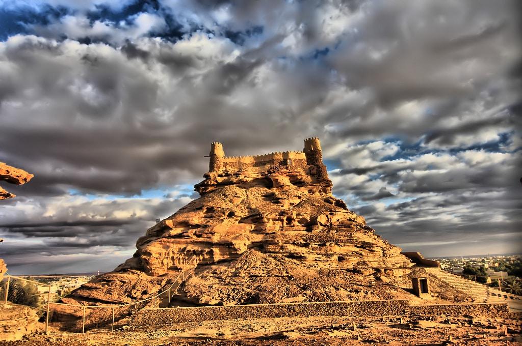 قلعة زعبل السعودية.. 400 عام من الصمود