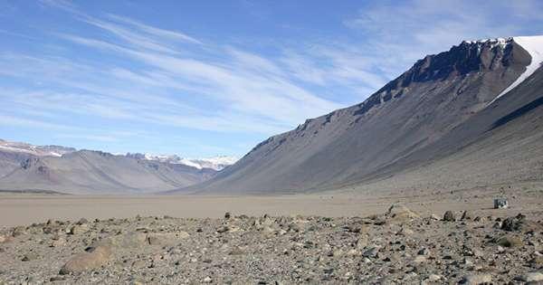 صحراء أنتاركتيكا