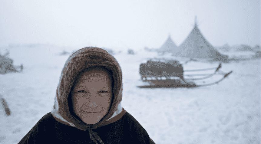 أجواء دافئة ومعلومات غريبة عن منطقة سيبيريا LKJHGHJKLLNMBNML.