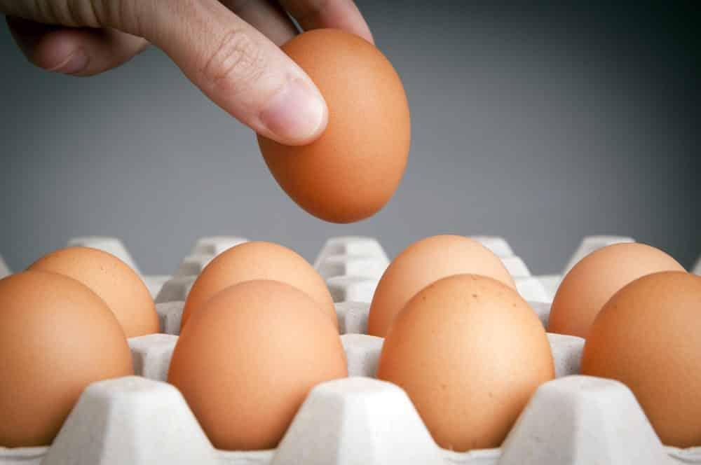 طرق تخزين البيض لأطول فترة ممكنة