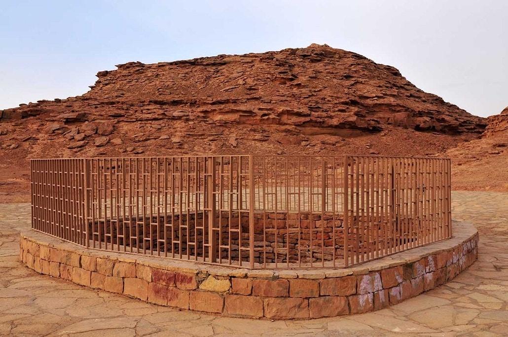 """""""بئر سيسرا"""".. آثار سعودية مما قبل الميلاد"""
