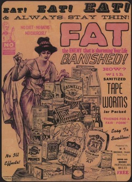 أغرب طرق خسارة الوزن