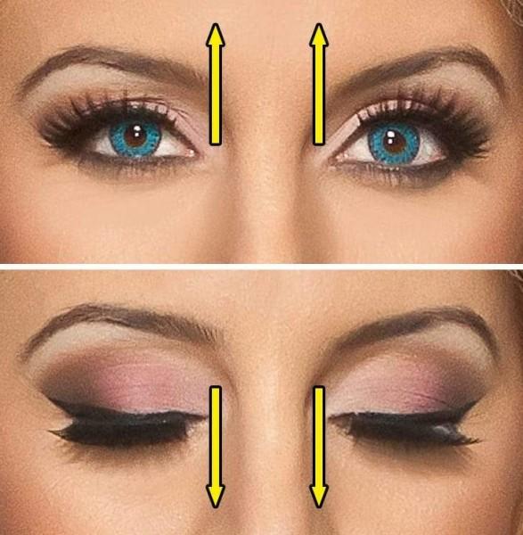 تمارين العين لإستعادة الرؤية الواضحة والحفاظ عليها