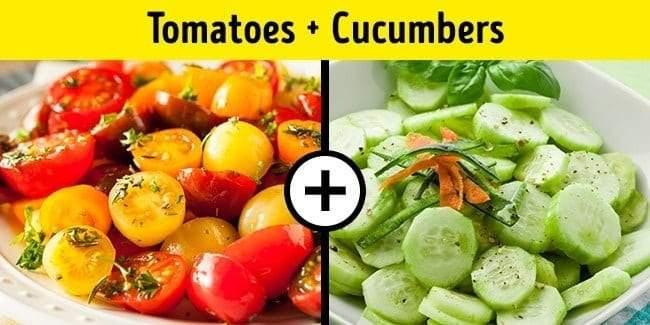 لا تجمع بين هذه الأغذية من أجل صحة جيدة