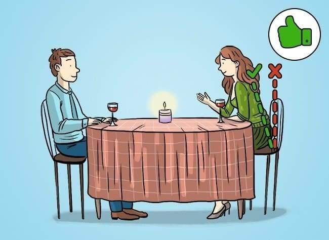 لغة الجسد.. علامات تكشف مدى حب شريك الحياة