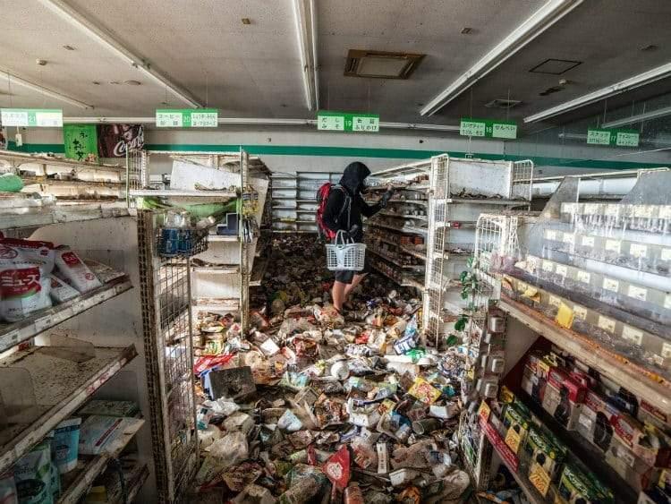بعد كارثة النووي.. 10 صور مذهلة لمدينة «فوكوشيما»