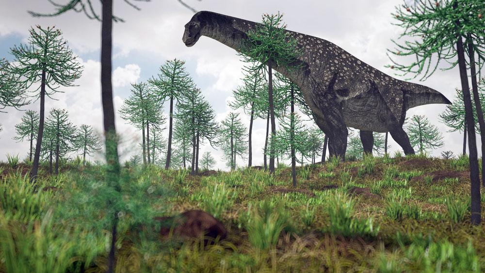 قبل الانقراض.. تعرف على أكبر 5 ديناصورات في العالم