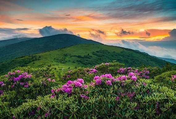 جبال الأبلاش القديمة قمم شبحية وموطنا لقصص الظواهر الخارقة
