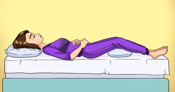 بالصور.. وضعية النوم الأفضل للسيطرة على آلام الظهر
