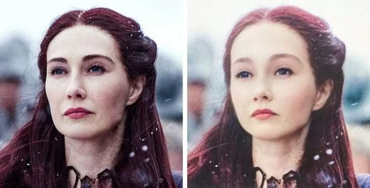 صور طريفة.. عندما تتحول شخصيات Game of Thrones إلى أطفال صغار