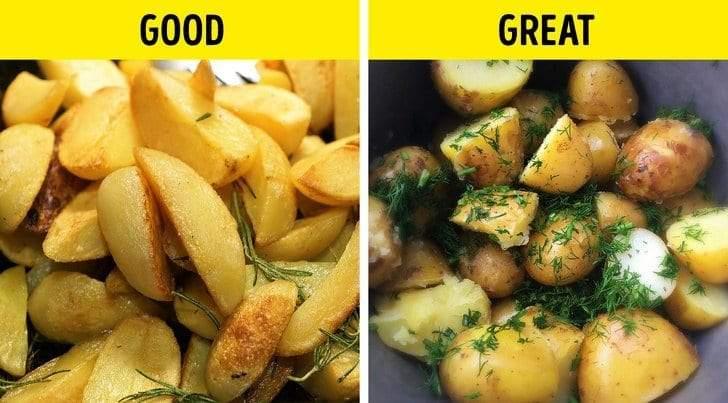 فوائد لا نعرفها عن البطاطس