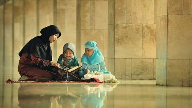 نصائح للتعامل مع الأطفال في رمضان