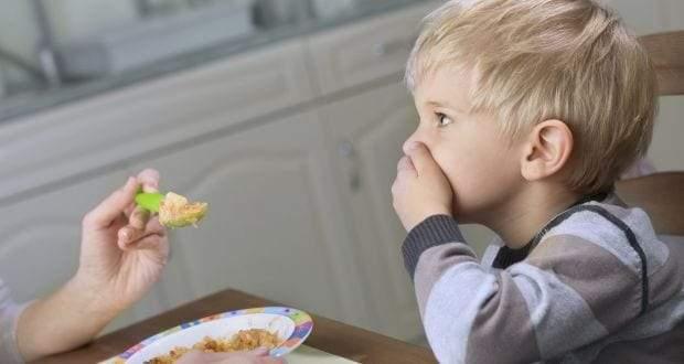 علاج مشكلة رفض الطعام عند الأطفال 1