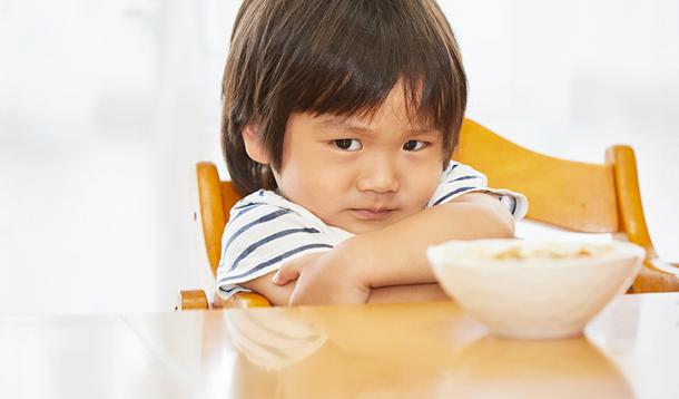 علاج مشكلة رفض الطعام عند الأطفال 3