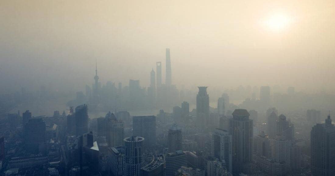 دراسة تربط بين التلوث وتصلب الشرايين والوفاة