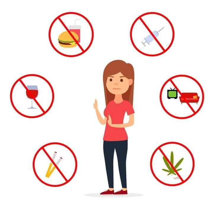 أخطاء شائعة تمنعك من اتباع عادات إيجابية جديدة