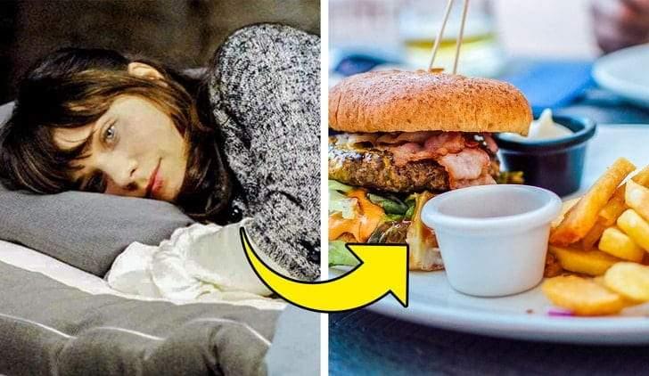 علاقة قلة النوم بزيادة الوزن