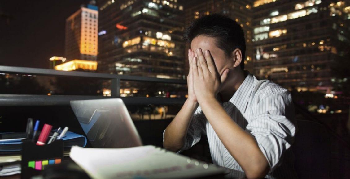 العمل لساعات طويلة خطر على الصحة