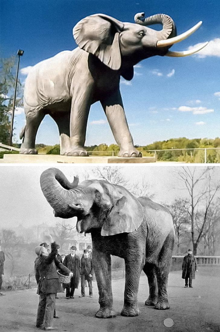 قصص ملهمة وراء أغرب التماثيل حول العالم
