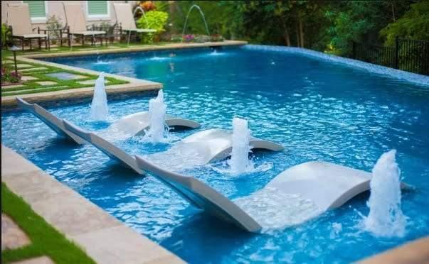 السباحة في حمام السباحة لا يضر في وقت الدورة الشهرية