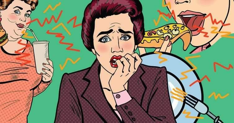 الانزعاج من صوت مضغ الطعام مرض نفسي مزمن