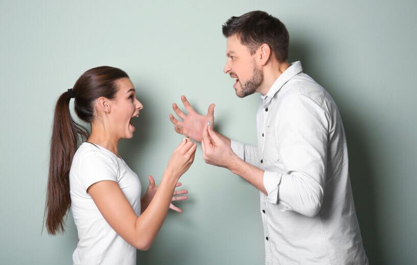 كيفية إدارة الخلافات الزوجية بين الطرفين