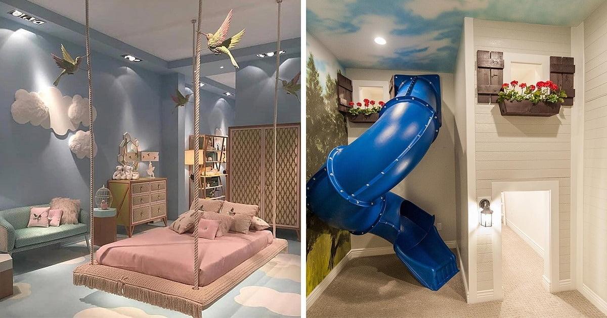 أفكار إبداعية في المنزل لإسعاد الطفل