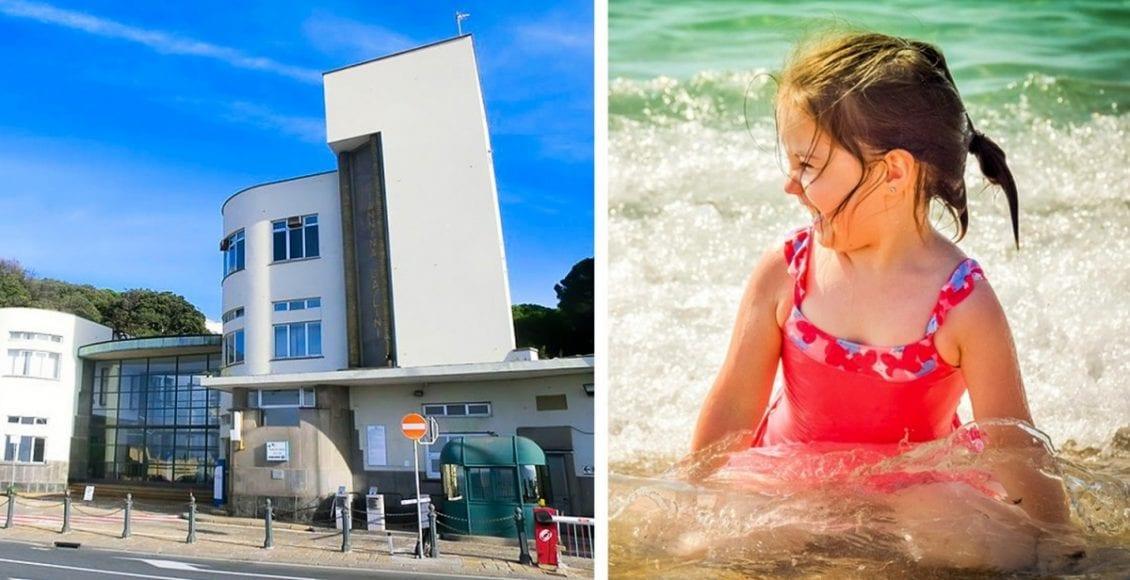 كيف خصصت مستشفى أطفال شاطئ ترفيهي للنزلاء الصغار؟