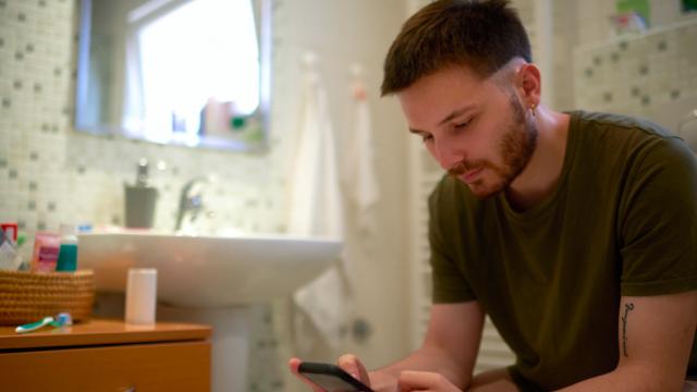 كيف أصبح الحمام هو الملاذ الآمن للأزواج؟