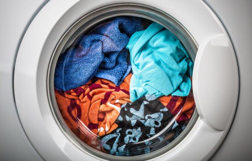 كيف تصبح غسالة الملابس خطرا على الصحة؟