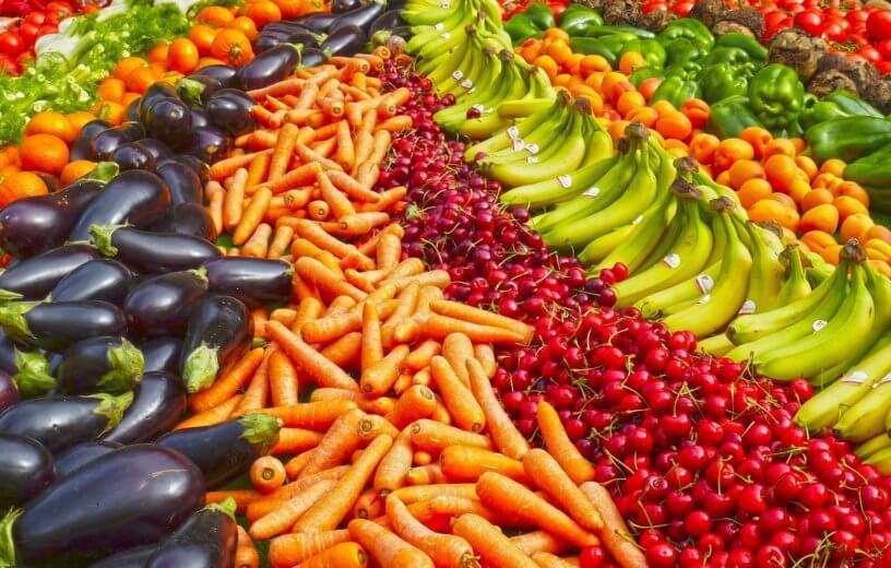 العلاقة بين الفواكه والخضروات وضعف الذاكرة