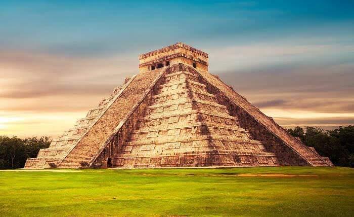 أهرامات المكسيك.. من الفراعنة إلى الآزتيك 1