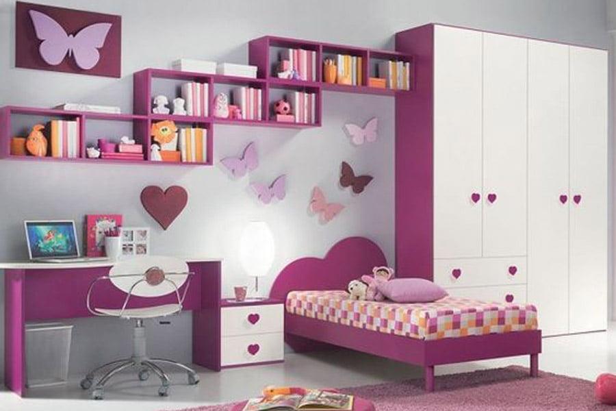 أفكار مبتكرة لديكورات غرف النوم