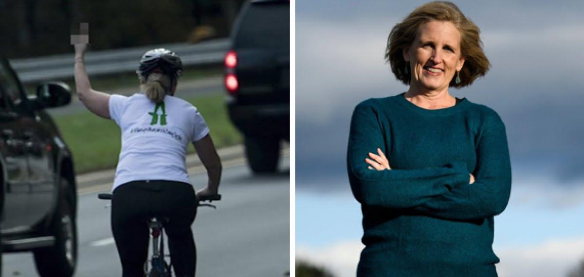 جولي بريسكمان.. المرأة التي غيرت إهانة ترامب حياتها للأبد