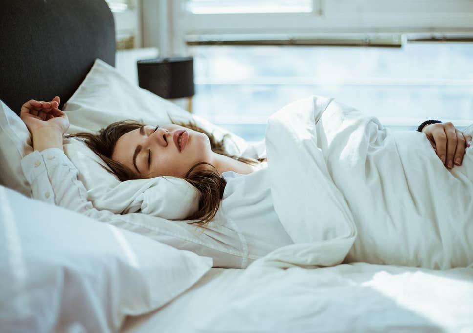 طريقة 8-7-4 وكيفية الاستغراق في النوم في أقل من دقيقة