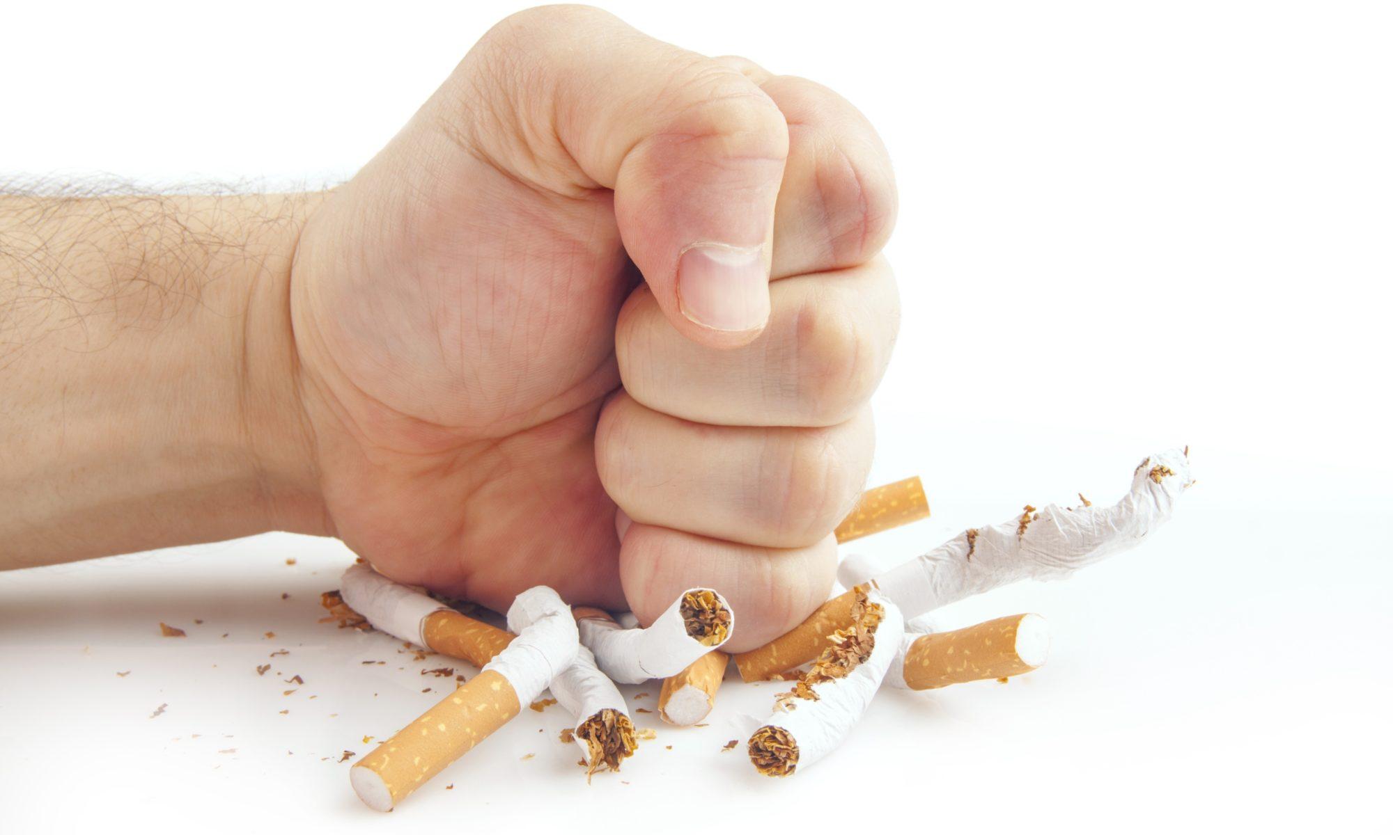 ماذا يحدث للجسم عند الإقلاع عن التدخين؟