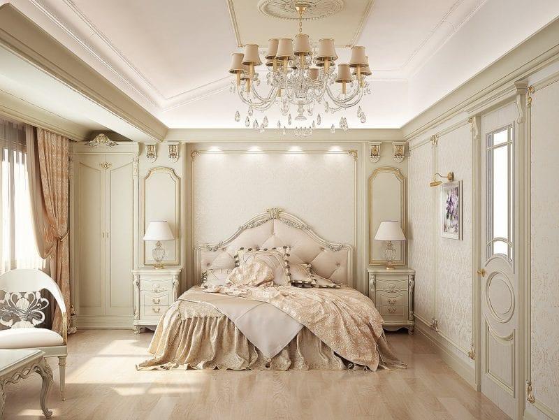 غرف نوم رئيسة كلاسيك