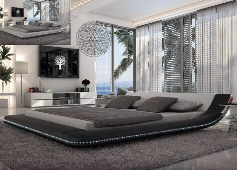 غرف نوم رئيسية جراي